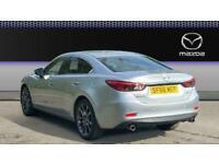 2016 Mazda 6 2.0 Sport Nav 4dr Petrol Saloon Saloon Petrol Manual