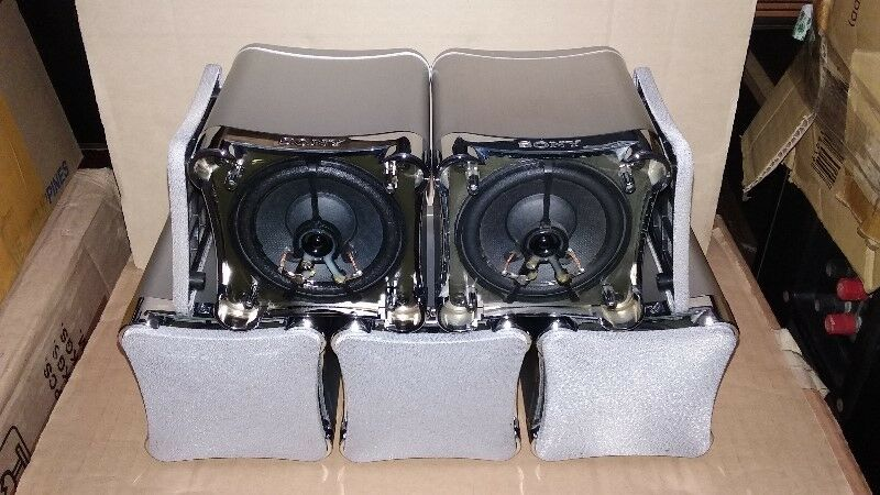 HI END QUALITY SOUNDS OF DESIGNER SONY SS-TS503S SPEAKERS.