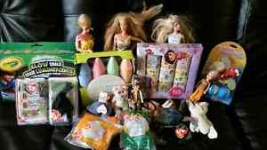 GIRLS TOY LOT 1