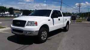 2004 FORD F150 QC Plated