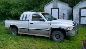 1997 Dode Ram 1500 V8 - $2,000 OBO - contact seller by phone