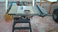 Beaver/Delta Table Saw