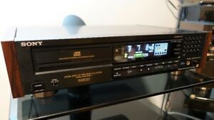 SONY CDP-508ESD CD Player