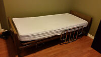 Invacare Fully Electric Medical Bed