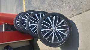 Volkswagen Highline Rims