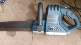 Bosch GFZ 16-35 AC Professional - alligator saw Good working order