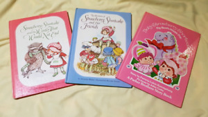 Lot of Vintage Strawberry Shortcake books
