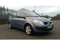 2005 Renault Grand Scenic 1.9dCi Dynamique - 7 Seats- 6 Speed Manual -Warranty !