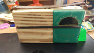 1950s Sony TR608 AM Radio Made in Japan