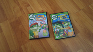 Leap frog movies