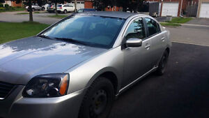 2009 Mitsubishi Galant GES Luxury Sedan