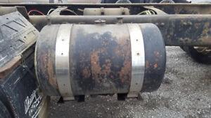 Hydraulic 50 gal steel tank