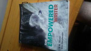 The Empowered Writer 3rd edition