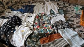 Baby boy bundle cloth 0 to 6