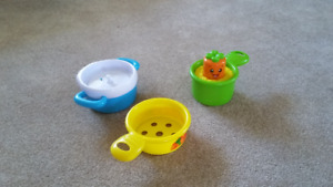 Selection of toys for 6 to 18 months