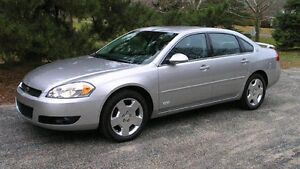 2006 Chevrolet Impala SS -  ONLY  62,000 Kms !!!