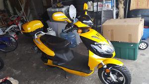 2012 Motorino Scooter