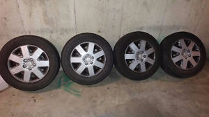 WINTERS AND SUMMERS 225/60R16 - 205/60R16 (DELTA)