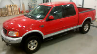 2003 Ford F-150 XLT Super Crew Pickup Truck