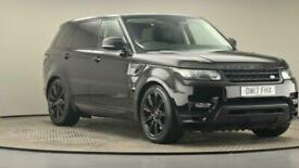 2017 Land Rover Range Rover Sport 3.0 SD V6 Autobiography Dynamic CommandShift 2