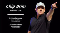 Victory Life welcomes Chip Brim!