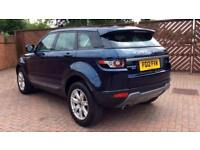 2012 Land Rover Range Rover Evoque 2.2 eD4 Pure 5dr (Tech Pack) 2 Manual Diesel