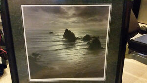 Seascape by Night - Peter Elenshaw