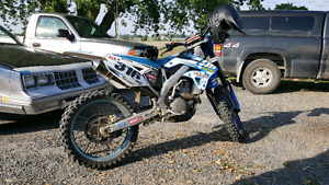2011 TM 450 fi  (refreshed) REDUCED!