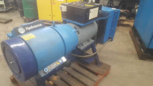 30 HP Hydrovane Rotary Vane Air Compressor - Pre-Owned