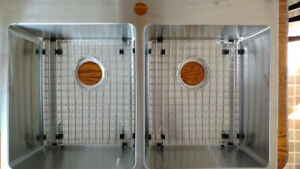 Kitchen Sink (Kindred double undermount)