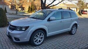 2014 Dodge Journey RT, AWD,7 Pass $16995 CLEAN CAR PROOF !