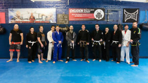 Okuden Martial Arts Academy Submission Grappling