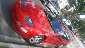 RARE SPORTY NISSAN 300zx TWIN TURBO WITH T ROOF