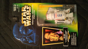 Star Wars Action Figures 90s In Package