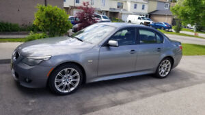 2010 BMW 535i xDrive with M-Sport package