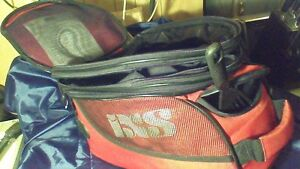 IXS motorcycle tank bag/travel bag with expandable top Stratford Kitchener Area image 6