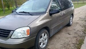 2006 Ford Freestar Saftied $3300