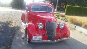 36 Ford 5 Window cpe