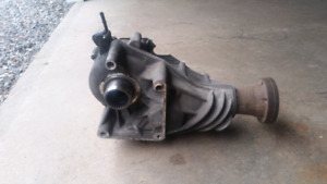 Ford escape 4wd transfer case