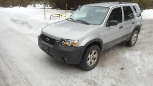 2006 Ford Escape XLT SPORT  V6 SUV, Crossover