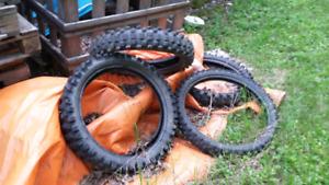 Used Dirt Bike Tires