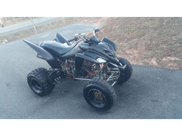 Used 2009 Yamaha Raptor