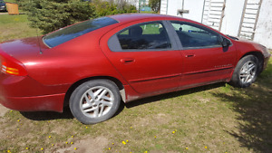 2000 chrysler intrepid v6