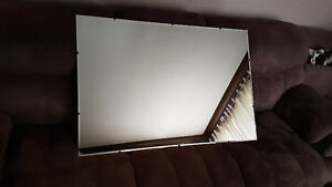 Beautiful wall mirror