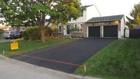 Driveway Excavation, Paving, and Interlock