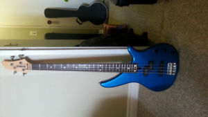 Looking to even trade my Yamaha 4 string bass for a 5 string.