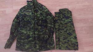 suit paintball camouflage armée