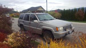 1995 Jeep Grand Cherokee SUV, Crossover