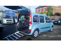 2012 Renault Kangoo Automatic Wheelchair Disabled Accessible Vehicle 4,500 MILES