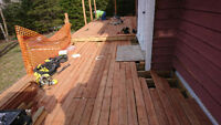 Need a New Deck??